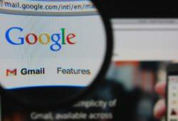 Компания Google больше не будет сканировать почту Gmail для таргетинга