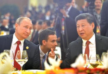 «Россия и Китай могут положить конец либеральному мировому порядку»