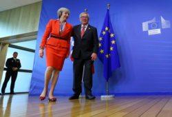 В Брюсселе стартовали переговоры по Brexit