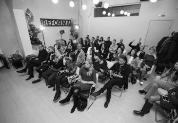 Reforma Lab: курсы актёрского и ораторского мастерства