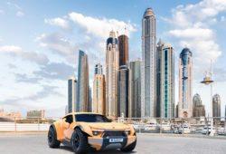 Абу-Даби — город, одержимый суперкарами