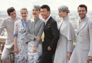Авиакомпания Hainan продемонстрировала самую стильную униформу для экипажа