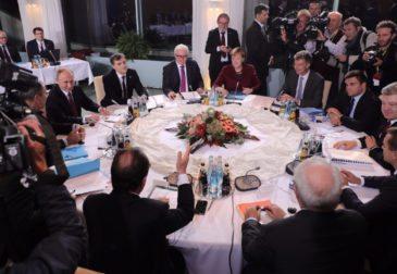 «Диалог ради действий»: переговоры нормандской четверки о конфликте на востоке Украины
