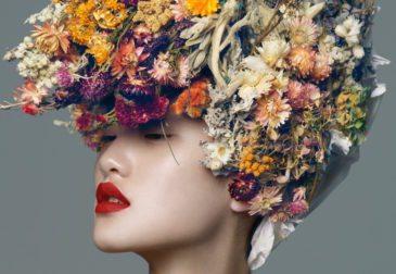 Фантастический мир головных уборов японского мастера Кацуи Камо