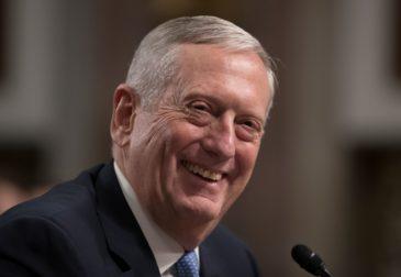 Глава Пентагона дал интервью обычному американскому школьнику