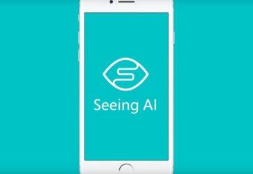 Новое приложение Microsoft поможет слепым людям «видеть»