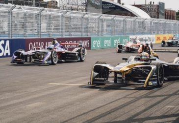 Первая гонка Формулы 1 в Нью-Йорке