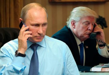 «Первое свидание». Чего ожидать от встречи Путина и Трампа 7 июля