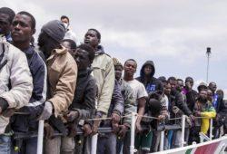 Италия просит помощи у Европы