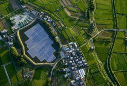 Революция возобновляемых источников энергии в Японии