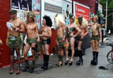 Трамп против солдат-трансгендеров