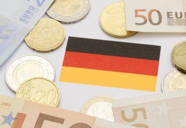 Экономика Германии демонстрирует рост