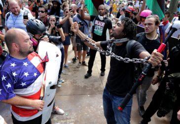 Белые против черных: Америку охватили беспорядки