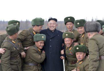 Одержимые войной: от КНДР снова полетели ракеты