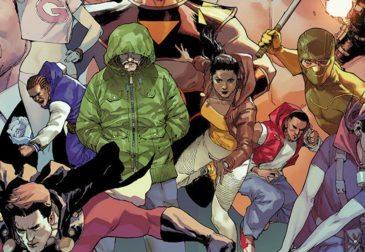 Компания Netflix купила франшизу на издательство комиксов