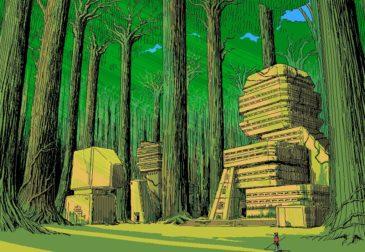 Пиксель-арт от Уно Моралез