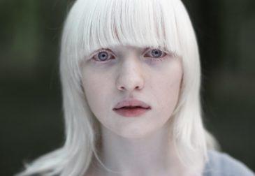 Портреты загадочной генетики от Санне де Уайльда.