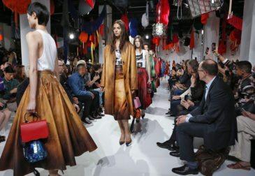 Ужасы на Нью-Йоркской неделе моды