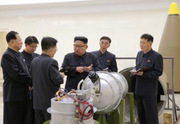 КНДР готовит очередное ракетное испытание