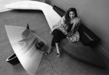 Заха Хадид и ее космическая архитектура