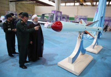 Иран продолжит развивать ракетную программу вопреки протестам США