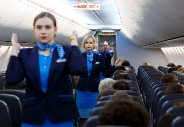 «Победа» зашила пассажирам карманы, чтобы быстрее взлетать