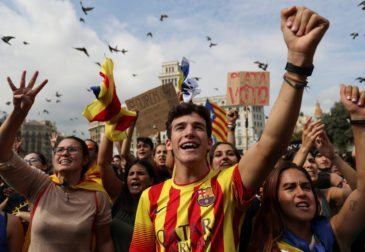 «Путч Демона»: Пучдемон провозгласил независимость Каталонии