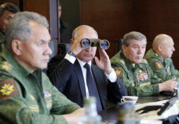 Путин ввел санкции против КНДР в ответ на ракетные испытания