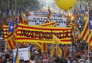 Референдум о независимости Каталонии аннулирован испанским правительством