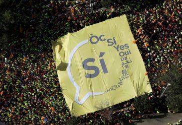 Каталония добилась своего права на суверенитет