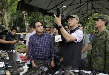 Россия и Филиппины подписали первый контракт на поставку оружия