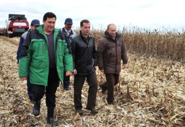 Россия соберет рекордный за всю историю урожай зерна – 130 млн тонн