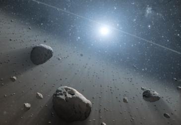 Астрономы обнаружили загадочный объект за пределами Солнечной Системы