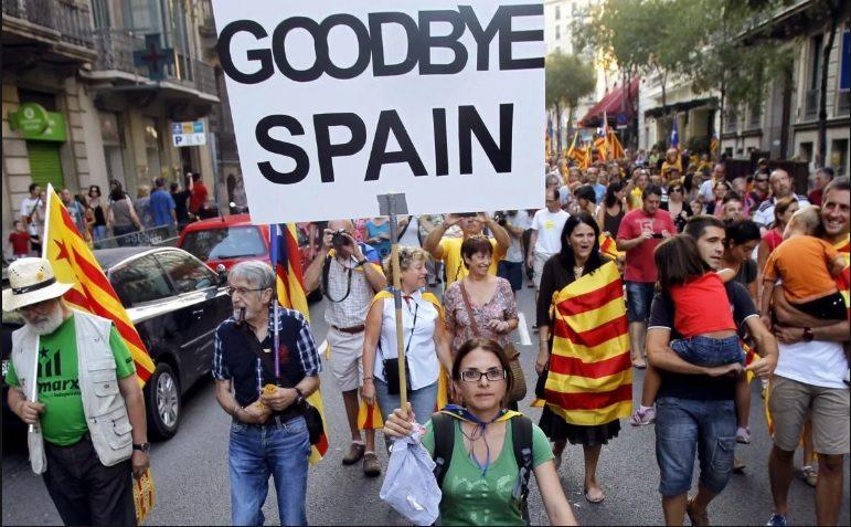 Мадрид не отыскал свидетельств «вмешательства России» всобытия вКаталонии
