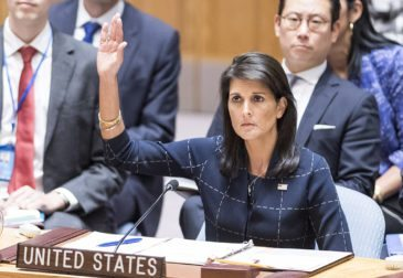 США призвали мир к блокаде КНДР