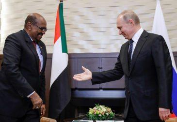 Судан готов разместить российскую военную базу в Красном море