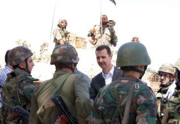 Спасение Сирии: военные операции близки к завершению