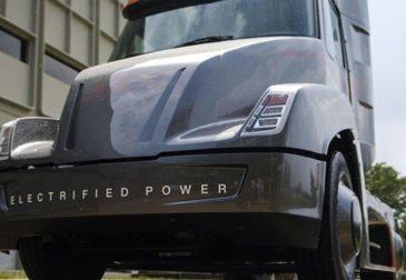 Россия выпустит электрический грузовик-убийцу Tesla Semi?