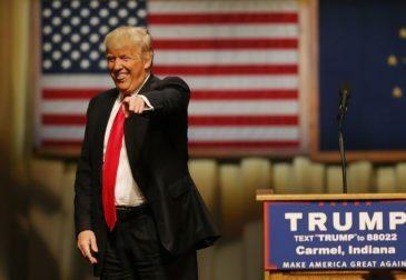 Трамп приписал США победу над террористами в Сирии и Ираке
