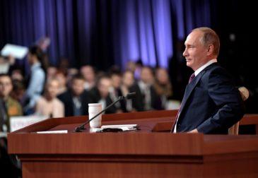 Кандидаты в президенты пожаловались на незаконную агитацию за Путина