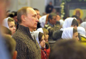 Путин согласился с Гитлером по поводу коммунизма