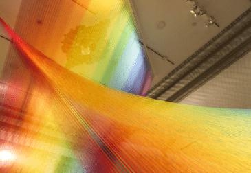 Радужный световой спектр Габриэля Доу
