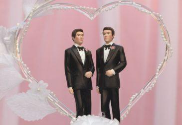 В России зарегистрирован первый гей-брак