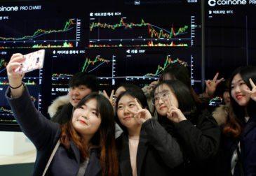 Южная Корея хочет избавиться от криптовалютного безумства