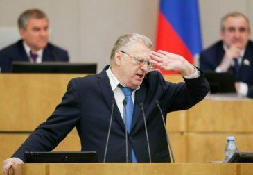 Жириновский рассказал о первых указах в случае победы на выборах