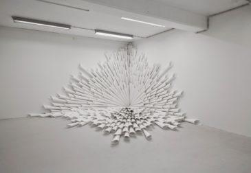 Абстрактное искусство Марит Роланд