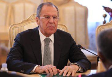 Лавров предостерег от спекуляций о сотнях погибших в Сирии россиян