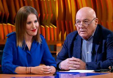 В ЦИК пожаловались на появление Собчак в программе «Познер»