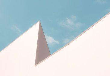 Пастельная геометрия улиц