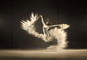 Застывший во времени танец